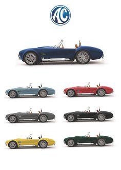 AC Automotive - Colors