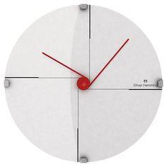 12 Kess InHouse Kess Original Beetle Wall Clock