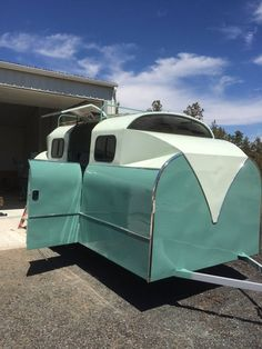C2 Custom Travel Trailer by ArtzWear  $20K