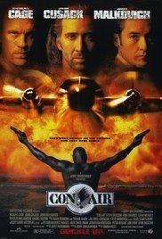 Con Air (Convictos en el aire) Poster