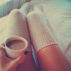 Thigh high socks for those lazy dayss