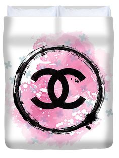 Black ink pink watercolor Duvet Cover by Casey Lane. Available in king, queen, full, and twin. Our soft microfiber duvet covers are hand sewn and include a hidden zipper for easy washing and assembly. Your selected image is printed on the top surface with a soft white surface underneath. All duvet covers are machine washable with cold water and a mild detergent. Luxury Duvet Covers, Pink Watercolor, King Queen, Hand Sewn, Fine Art America, Twin, Surface, Cold, Twins