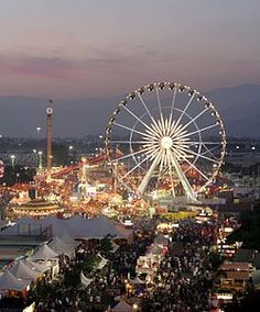 Pomona, California - L.A. County Fair in Pomona. Wikipedia, the free encyclopedia