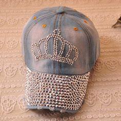 Chic Crown Pattern Hat – teeteecee - fashion in style