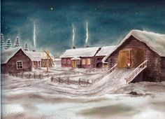 Mauri Kunnas Gnomes, Winter Wonderland, Elf, Literature, Illustration Art, Artist, Christmas, Painting, Angel