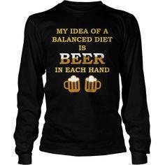 Beer In Each Hand