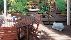 Love the deck walkways