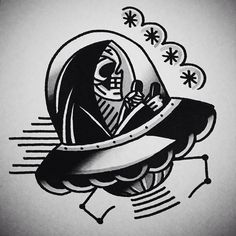 traditional tattoo black and white - Cerca con Google More