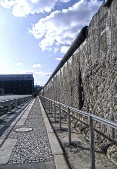 Berlin, Germany - Berlin Wall - As controversial and poignant as it is, I feel it's a necessary place for me to see. West Berlin, Berlin Wall, Berlin Berlin, Oh The Places You'll Go, Places To Travel, Places To Visit, East Germany, Berlin Germany, Travel Around The World