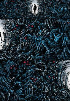 De 347 Beste Bildene For Dan Mumford Dan Mumford Art Drawings Og