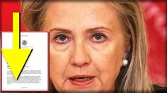 HILLARY IS DEAD: WHAT WAS FOUND IN THIS LEAKED EMAIL TIES HILLARY TO INT...