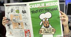 La versión física del primer número de la revista satírica Charlie Hebdo tras el atentado de hace una semana ya se agotó. Lo que debes saber es que vuelve más irreverente que nunca.