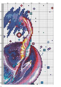 cross stitch pattern phoenix (3)