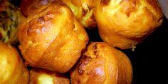 Najjednostavnije meke kukuruzne projice sa feta sirom — Coolinarika