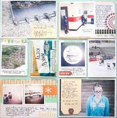 I really like the larger Instagram with a journaling card in the 4x6 slot    By marcypenner week 16 june-2