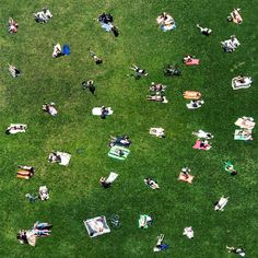 sunbathers - etsy