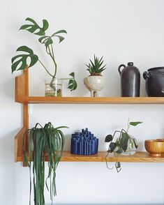 Shelfie, Modern Retro, Lighter, Planter Pots, Canning, Instagram, Home Decor, Decoration Home, Room Decor