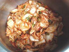 How to Make Kim Chi