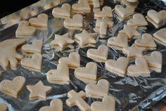 The Iowa Farmer's Wife: Homemade Clay Recipe