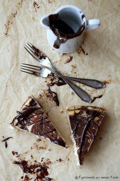 Cheesecake mit Schokoswirl