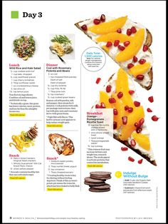 7 day healthy eating plan