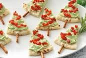 kinder kerst diner hapjes - Google zoeken