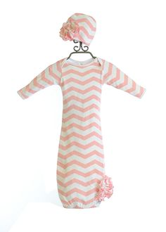 Unique baby girl clothes and newborn girls clothing boutique My Baby Girl, Pink Girl, Unique Baby Girl Clothes, Emma Mae, Newborn Girl Outfits, Baby Gown, Home Outfit, Girl Stuff, Chevron