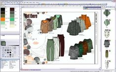 Top Clothes Design Software clothing design