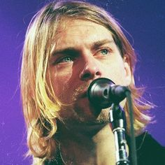 The eye is the window to the soul. Kurt's special beautiful eyes. I could lose myself.