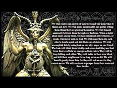 The Secret Covenant - Luciferian Illuminati Oath - YouTube