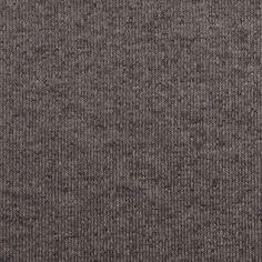 Herno Aluminum Knitted Wool Fleece Fabric by the Yard | Mood Fabrics