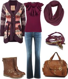 """Cute Winter Outfit"" by natihasi on Polyvore"