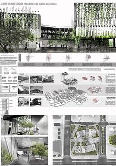 none - none - Interior Design Presentation, Architecture Presentation Board, Presentation Layout, Architecture Board, Sustainable Architecture, Landscape Architecture, Architecture Design, Presentation Boards, Poster Layout