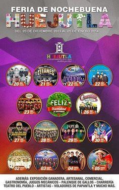 Expo Feria Huejutla 2014 - FERIAS DE MÉXICO   teatro del pueblo   palenque