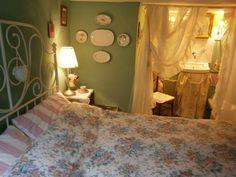 il mio camera romantica