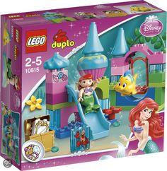 LEGO Duplo Disney Princess Ariel's Onderzeese Kasteel