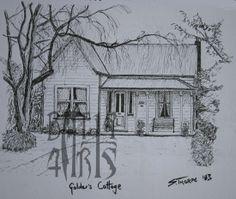 Golder's Cottage, Upper Hutt NZ