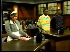 Judge Judy meets Dumb and Dumber in the fastest court case ever. | Real Funny