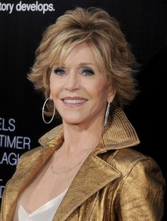 Jane Fonda:75 years old and still a total babe. There is hope!