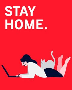 Tips & Advices - Stay Home - Corona Virus Illustration by Super. Brand Consultants & Animation by Check it Out Studio Animation Stop Motion, Three Wise Monkeys, Meaningful Pictures, Angel Pictures, Stay At Home, Star Wars Art, Motion Design, Logo Design Inspiration, Graphic