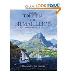it may be hard to keep track of all the names that start with similar letters, but the long series of interweaving stories and the detail Tolkien put into this other world is just amazing!