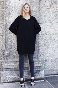 Long Sweater  | emersonfry.com