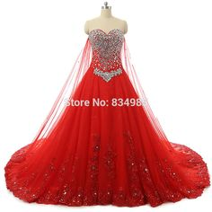 2016 Custom Made Real Photos Bandage Tube Top Crystal Luxury Wedding Dress Bridal Gown Wedding Dresses vestido de noiva