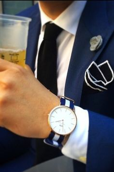 Timeless and fun, a perfect combination. Get yours at www.danielwellington.com.