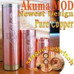 Best Akuma Mod - Cheap Newest And Hottest Akuma Mod Magnetic Switch Copper Online with $28.54/Piece | DHgate