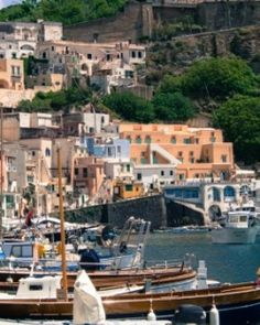 Explore Italy's most celebrated shoreline aboard a private yacht with the Sailing Collective. #Jetsetter