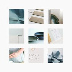 Mood Board / Modern Hospitality - This board is for a lovely company that offers customizable gifting services. Fashion Portfolio Layout, Portfolio Website Design, Creative Portfolio, Warm Colour Palette, Blue Palette, Color Palettes, Web Design, Tableaux D'inspiration, Lookbook Layout