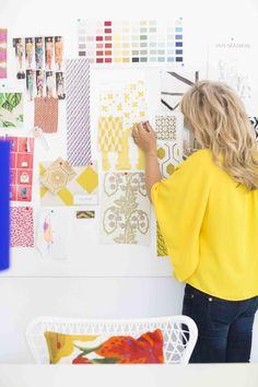 Tropisch Behang / Tropical Wallpaper collection DFL - Jantien and Noor from Designed for Living - BN