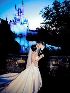 Disney Event Photography   Bridal Portraits