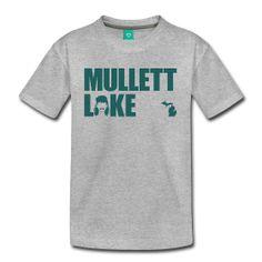 Mullett Lake Michigan ~ 1858